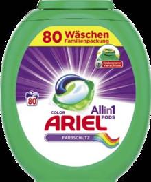 Waschmittel von Ariel im aktuellen BUDNI Prospekt für 14.99€