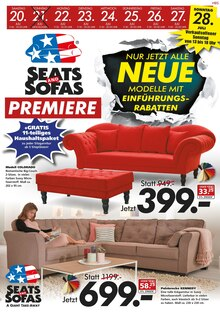 Seats and Sofas - Seats and Sofas Premiere
