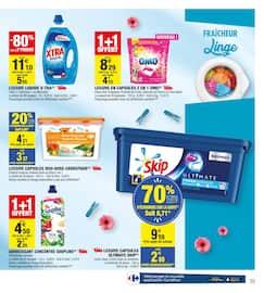 Catalogue Carrefour Market en cours, Maintenant et moins cher !, Page 39