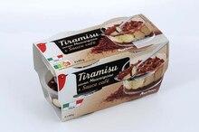 TIRAMISU SAVEUR MASCARPONE à Auchan dans Metz