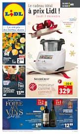 Catalogue Lidl en cours, Le cadeau idéal à prix Lidl !, Page 1