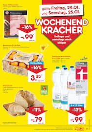 Aktueller Netto Marken-Discount Prospekt, WOCHENEND KRACHER, Seite 1