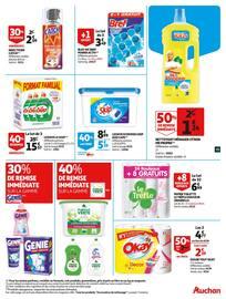 Catalogue Auchan en cours, C'est WAAOH !!!, Page 15