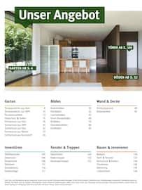 Aktueller Holz Ulrich Prospekt, Lust auf Neues - Ideen für Haus & Garten, Seite 3