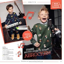 Aktueller Ernsting's family Prospekt, Unsere Online Shopping Stars., Seite 9
