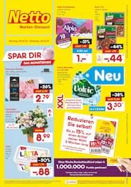 Netto Marken-Discount, Spar dir das Monatsende für Dresden
