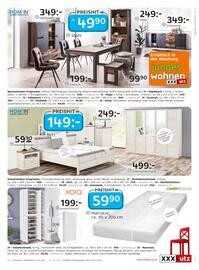 Aktueller XXXLutz Möbelhäuser Prospekt, Kaufen leicht gemacht!, Seite 21