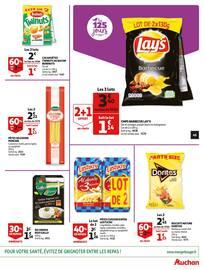 Catalogue Auchan en cours, Les 125 jours qui changent la vie, Page 45