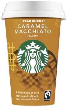 Kaffee von Starbucks im aktuellen REWE Prospekt für 1.29€