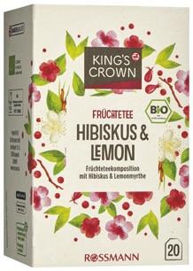 Lebensmittel von King's Crown im aktuellen Rossmann Prospekt für 1.69€
