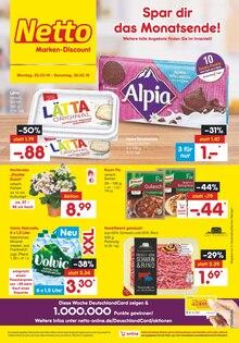 Netto Marken-Discount, SPAR DIR DAS MONATSENDE für Frankfurt (Main)