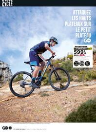 Catalogue Go Sport en cours, Objectif échappée belle, Page 2
