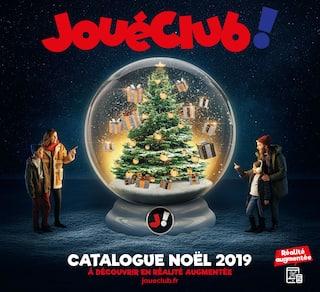 Catalogue JouéClub en cours, Catalogue Noël 2019, Page 1