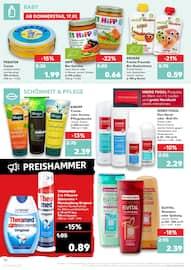 Aktueller Kaufland Prospekt, Die neue Preiszeit ist da!, Seite 28
