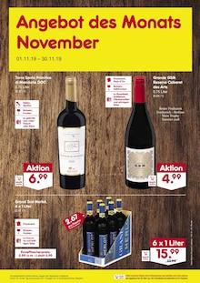 Netto Marken-Discount Prospekt Angebot des Monats November