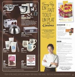 Catalogue Casino Supermarchés en cours, La semaine du chocolat, Page 11