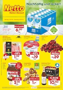 Netto Marken-Discount, NACHHALTIG UND LECKER! für Stralsund