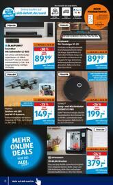 Aktueller ALDI SÜD Prospekt, Meine Woche, Seite 22