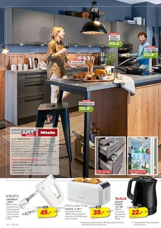 Aktueller Höffner Prospekt, Küchen-Spezial, Seite 10