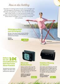 Aktueller Sanitätshaus-Orthopädietechnik Riese GmbH Prospekt, Fit und mobil durch den Frühling, Seite 2