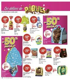 Catalogue Géant Casino en cours, Savoureuses Pâques, Page 36