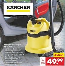 Zyklon Staubsauger von KÄRCHER im aktuellen Netto Marken-Discount Prospekt für 49.99€