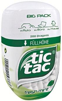 Lebensmittel von Tic Tac im aktuellen Rossmann Prospekt für 1.99€