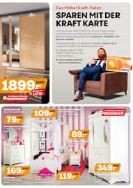 Aktueller Möbel Kraft Prospekt, Traum-Spar-Wochen, Seite 7