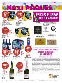 Catalogue Casino Supermarchés en cours, Maxi Pâques, Page 22