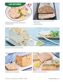Catalogue Carrefour Market en cours, Carte traiteur, l'appétit vient en feuilletant, Page 25