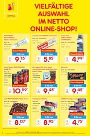 Aktueller Netto Marken-Discount Prospekt, Auf den Sattel, fertig, los!, Seite 8