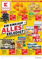 Aktueller Kaufland Prospekt, EIN EINKAUF - ALLES ERLEDIGT, Seite 1