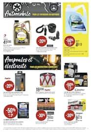 Catalogue Casino Supermarchés en cours, Les belles inspirations brico & déco, Page 7