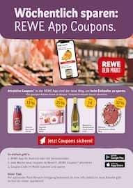 Aktueller REWE Prospekt, Angebote im Markt, Seite 25
