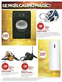 Catalogue Géant Casino en cours, Le mois Casino Magic !!, Page 76