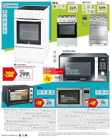 Catalogue Conforama en cours, Les prix maison, Page 18