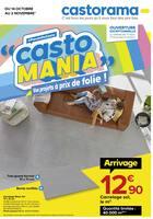 """Catalogue Castorama en cours, """"Castomania"""", vos projets à prix de folie !, Page 1"""