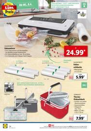 Aktueller Lidl Prospekt, Beste Qualität zu Ostern!, Seite 34