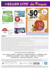 Catalogue Géant Casino en cours, Le grand live des marques, Page 24