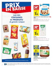 Catalogue Carrefour Market en cours, La rentrée encore moins chère, Page 2