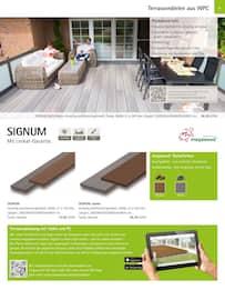 Aktueller HolzLand Greve Prospekt, Frische Ideen für dein Zuhause, Seite 9