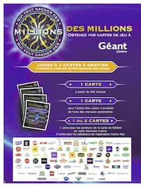 Catalogue Géant Casino en cours, La réponse en promos ! -100% sur le 3ème, Page 2