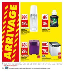 Catalogue Carrefour Market en cours, Maintenant et moins cher !, Page 30