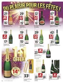 Catalogue Géant Casino en cours, Joyeuses économies à tous !, Page 40