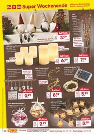Aktueller Netto Marken-Discount Prospekt, Nackte Tatsache: Wir haben unverpacktes Obst und Gemüse., Seite 34