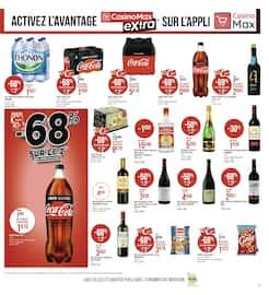 Catalogue Géant Casino en cours, Le mois Casinomania, Page 7
