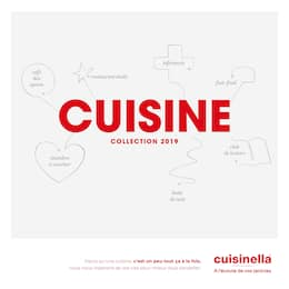 Catalogue Cuisinella en cours, Cuisine collection 2019, Page 1