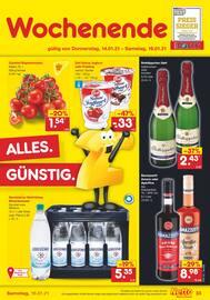 Aktueller Netto Marken-Discount Prospekt, EINER FÜR ALLES. ALLES FÜR GÜNSTIG., Seite 33