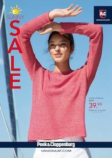Peek&Cloppenburg - Sunny Sale!