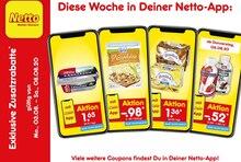 Butter im aktuellen Netto Marken-Discount Prospekt für 0.52€
